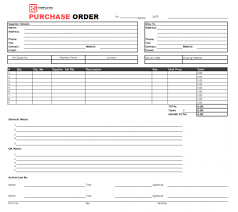 Purchase Order Templates Free 010 Purchase Order Template Free Magnificent Ideas Simple