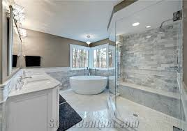 white carrara marble bathroom. Carrara Marble Bathroom Designs Of Goodly Bianco Design Contemporary White M