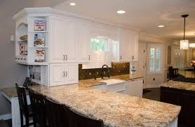 kitchen peninsula lighting. Exciting Kitchen Peninsula Ideas With Hanging Lamp Surprising Home Renovation Uk Lighting G