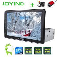 JOYING 1 DIN <b>8</b> Car Radio Android 8.0 audio stereo GPS ...