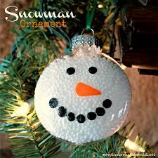 Snowman-Ornament-craft-idea-for-kids