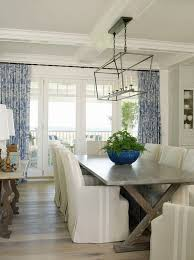 beach style dining room design ideas