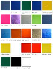47 Interpretive Automotive Pearl Paint Color Chart
