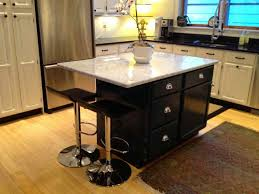 Awesome Ideas In Using A Table As Kitchen Island My Home Design Pertaining  To Kitchen Island Tables Ikea Decorating ...