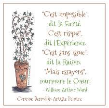 Une Citation Qui Nous Rappelle Combien Corinne Bernollin