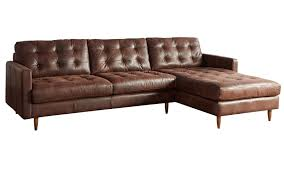 Es Sectional by Omnia Leather