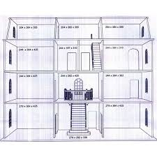 free doll house design plans
