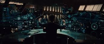 tony stark office. Tony Stark\u0027s Workspace Stark Office K