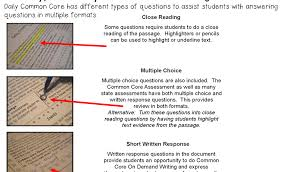 Reading Comprehension Worksheets 4th Grade Common Core and ...