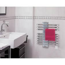 Bathroom Electric Heaters Dlr175c 175w Chrome Dry Element Electric Towel Rail Ipx4 Bathroom Use