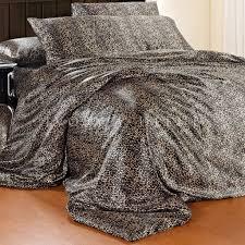 image of best leopard print bedding queen