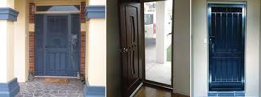 security storm doors with screens. Just Doors And Screens | Security Screen Aluminium Storm With