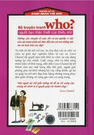 Chuyện Kể Về Danh Nhân Thế Giới - Coco Chanel