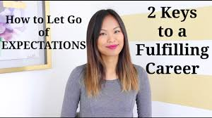 Linda Raynier Resume Sample Let Go of Expectations 60 Keys to a Fulfilling Career YouTube 20