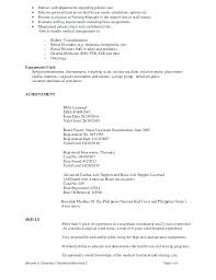 Resume Templates Rn Impressive Experienced Nurse Resume Template Ustamco
