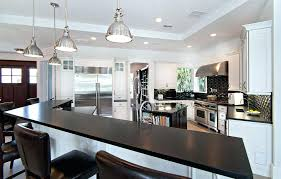 black granite leather finish leathered countertops care