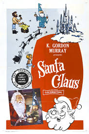 santa claus 1959 poster. Perfect Poster Intended Santa Claus 1959 Poster M
