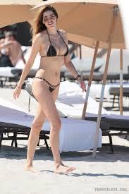 Aida Yespica Paparazzi Pussy Slip Beach Photos PureCelebs
