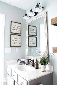 bathroom wall decor is the best rules pretty sets restroom diy beach i