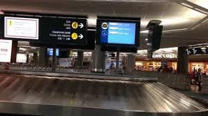 baggage claim airport. Beautiful Claim Interior YVR Airport Baggage Claim With Luggage Spinning Around Conveyor  Stock Video Footage  Videoblocks To Baggage Claim G