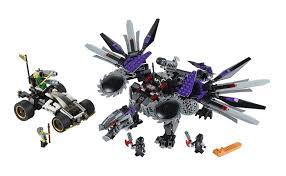 Lego Ninjago 70725 - Nindroid Robo-Drache: Amazon.de: Spielzeug | Ninjago  spielzeug, Lego ninjago, Lego