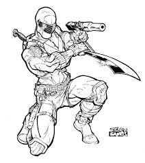 Small Picture Pictures Of Snake Eyes Coloring Coloring Pages