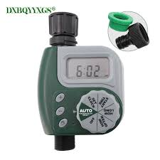 <b>LCD</b> Automatic Electronic <b>Garden Water Timers</b> Home Drip <b>irrigation</b> ...