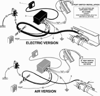 d celerator diesel exhaust brake operating and installation click on the images above or here to go to the electrical components page