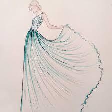 Model Dress Design Drawing Dress Design Drawing At Getdrawings Com Free For Personal