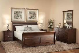 Walnut Bedroom Furniture - Black and walnut bedroom furniture