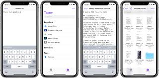 What Kind Of Ipad Do I Have Textor The Ios Equivalent Of Textedit Integrated With