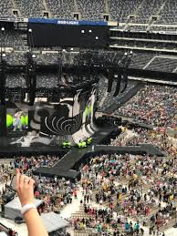 Metlife Taylor Swift Seating Chart Metlife Stadium Section 334 Row 5 Seat 13 Taylor Swift Tour
