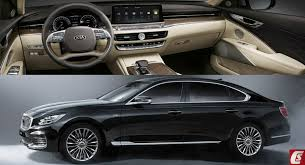 kia k900 blacked out. Exellent Out Kiau0027s 2019 K900 Flagship Is Inching Closer To Its Official Unveiling After  A Brochure Made Way Online Depicting Not Just Looks But Also Specs  Throughout Kia Blacked Out I