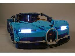 This is the latest set to recreate an iconic supercar into a scaled down new technic the set is delivered in luxurious box packaging and includes a color collector's booklet with comprehensive building instructions. Lego Bugatti Chiron Lighting Kit Installation Instructions Brickstuff