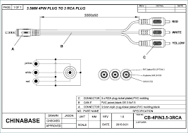 3 5mm 4pin audio plug wiring wiring diagram centre
