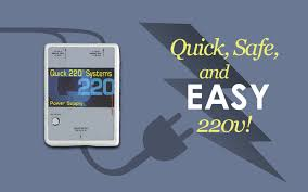A Convenient & Safe <b>110v To 220v</b> Converter – Quick <b>220</b> Systems