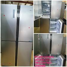 hisense 695l french door fridge hr6cdff695s stainless
