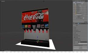 Vending Machine Software Free Download Custom The Sims 48 CocaCola Fizzy Drinks Sprite SODA Png Download 14869