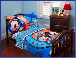 mickey mouse clubhouse twin bedding sets