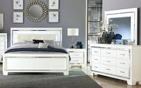 3 Piece White Bedroom Set Painted Bedroom Furniture White Queen ...