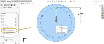 Circular Pattern Solidworks Inspiration SOLIDWORKS Hole Wizard With Circular Sketch Pattern