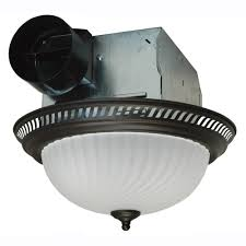 bathroom exhaust fan and light. Air King Decorative Bronze 70 CFM Ceiling Bathroom Exhaust Fan With Light-DRLC701 - The Home Depot And Light X