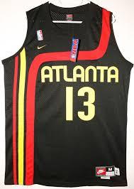 Neu Nike Nba Basketball Atlanta Hawks 13 Glenn Robinson