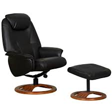 awesome collection of oslo bonded leather swivel recliner chair and footstool next day about leather swivel recliner armchair chair and footstool