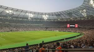 Boleyn ground, green street, london, e13 9az. London Stadium West Ham United The Stadium Guide