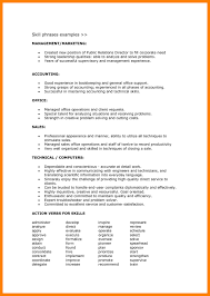 Skills For Jobs Resume Resume Format Language Skills Format Language Resume