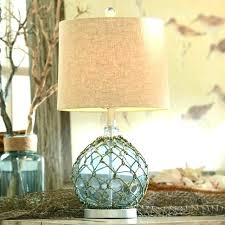 beach themed light fixtures new coastal lamps within table for homes plan nautical chandelier ocean lamp