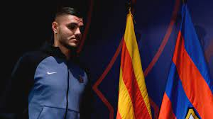 Bei Barcelona gescheitert, in Mailand zum Weltstar gereift: Mauro Icardi,  die falsche Neun