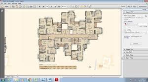 navita vasant typical floor plan 1st to 7th