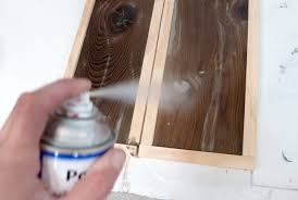 Blow out any dust or debris from the form and spray the board with a mold  release suitable for casting rubber. This will make it easy to remove the  rubber ...
